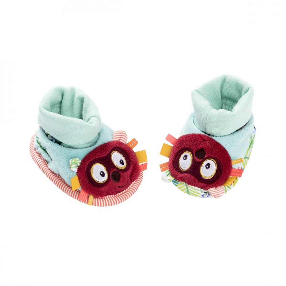 Georges Babypantoffeln