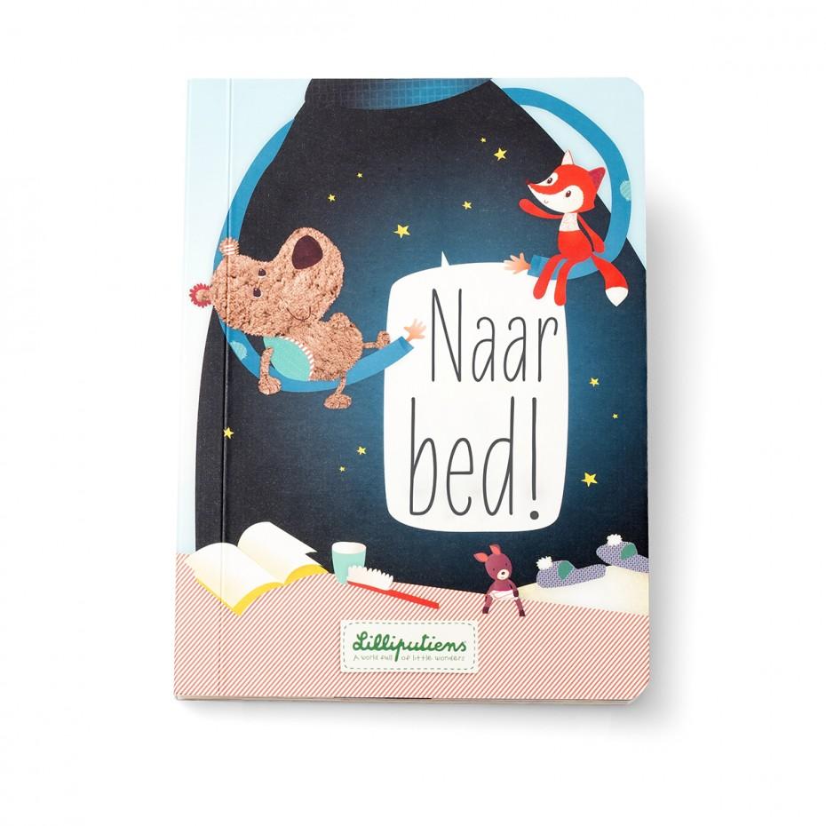 "Expand Buch ""Au lit!"" (NL)"