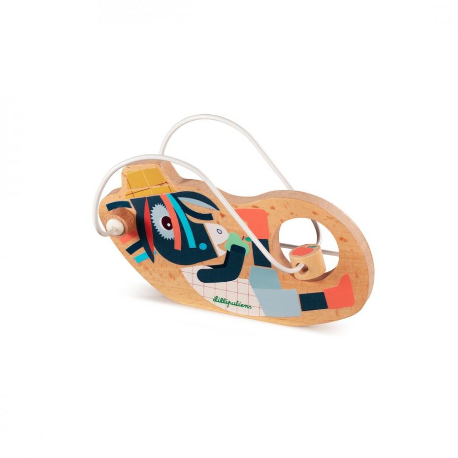 Mini bead maze Ignace