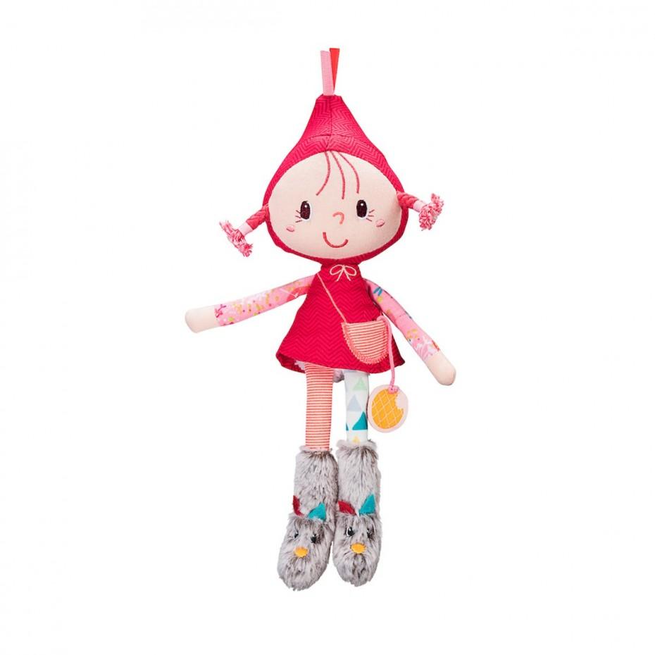 Bambolina di Cappuccetto Rosso