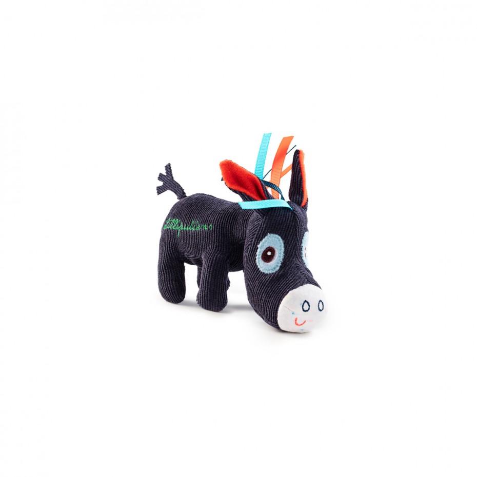 Minipersonaje de burro