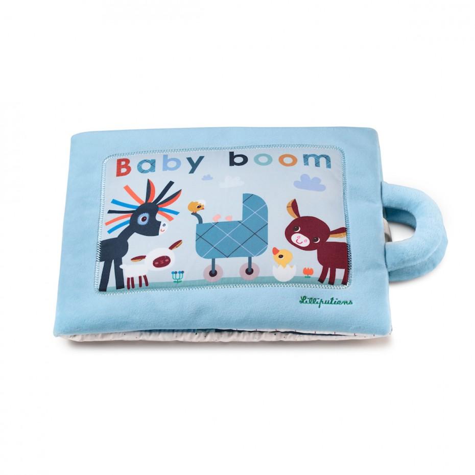 Babyboom - Aktivitätenbuch
