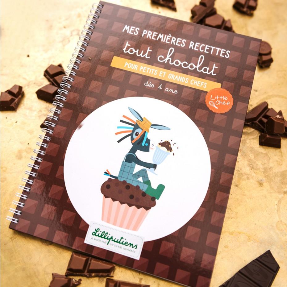 Mijn eerste chocolade recepten (FR)