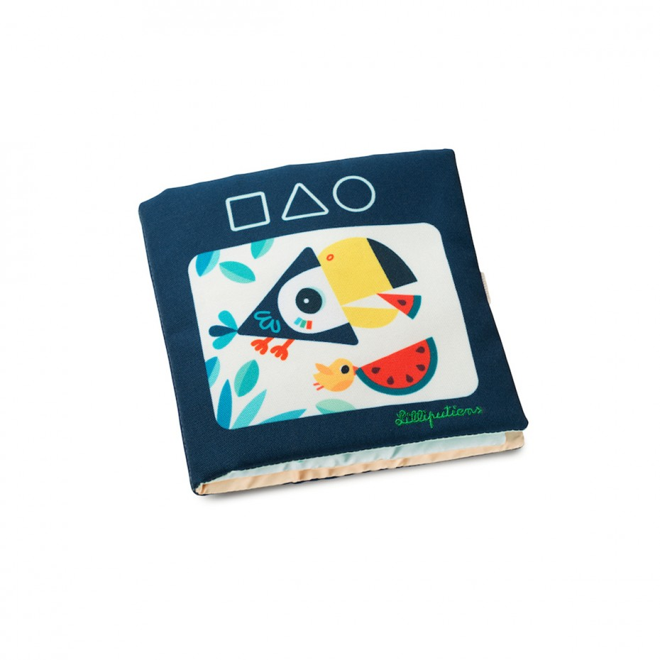 I learn shapes - learning book