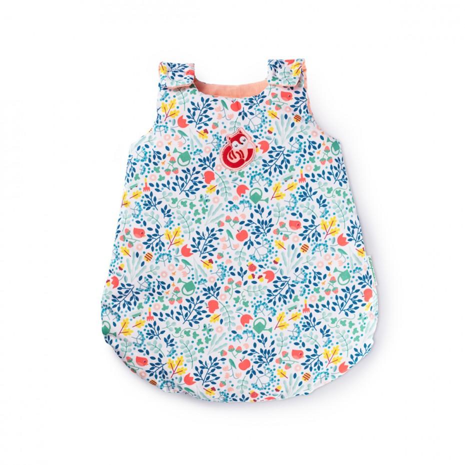 Flowers-Puppenschlafsack