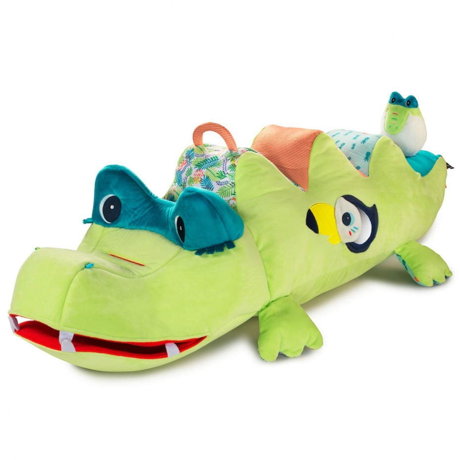 Versteck-Krokodil Anatole