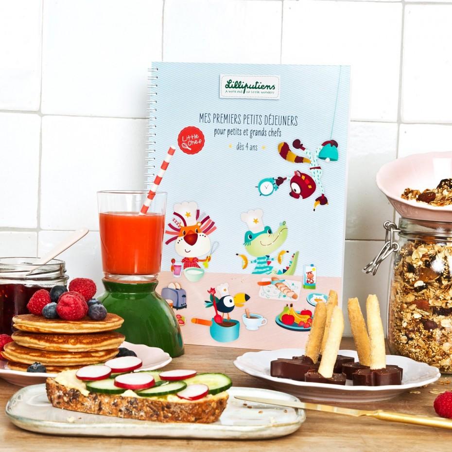 Little Chef's Breakfast Book (FR)