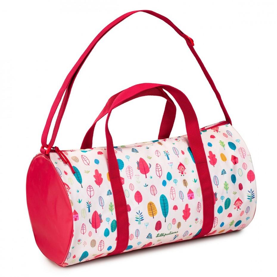 Little Red Riding Hood Weekend Bag