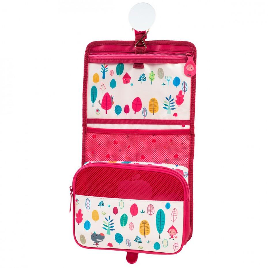 Beauty Case Cappuccetto Rosso