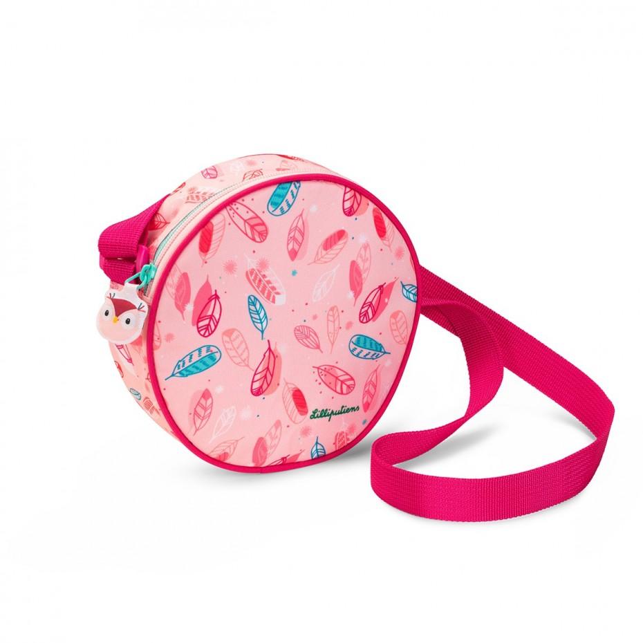 Runde Handtasche Louise