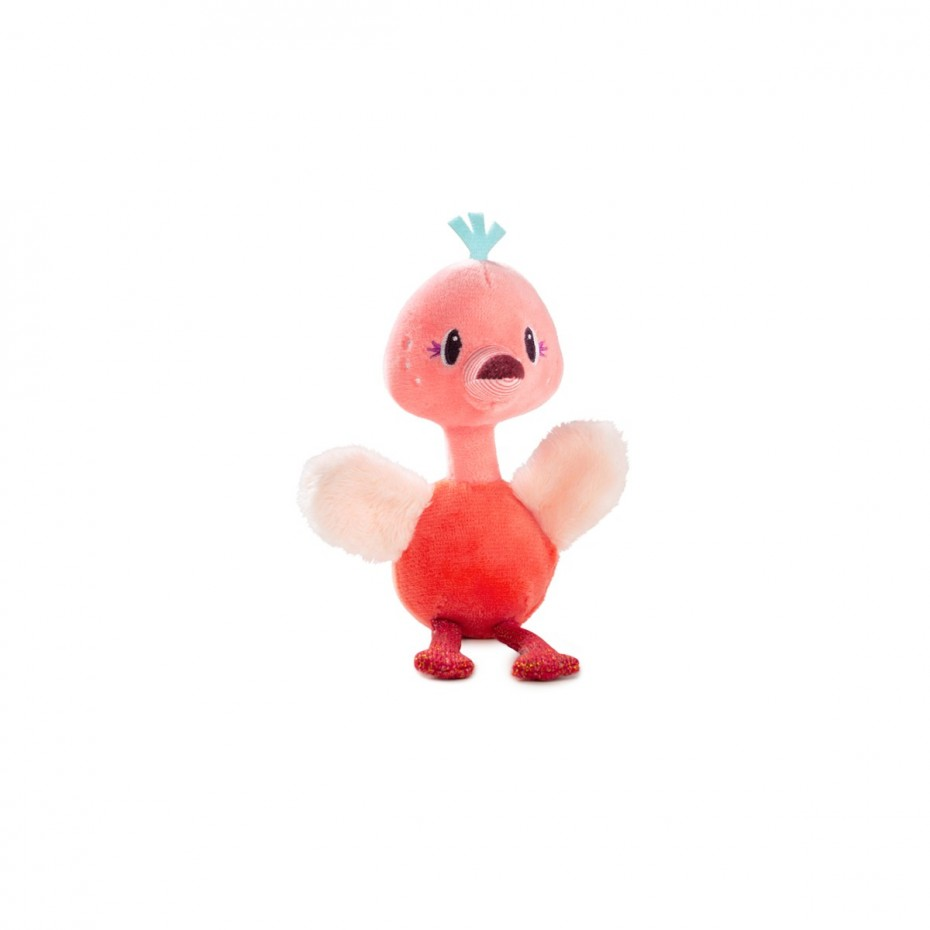 Minifiguur flamingo