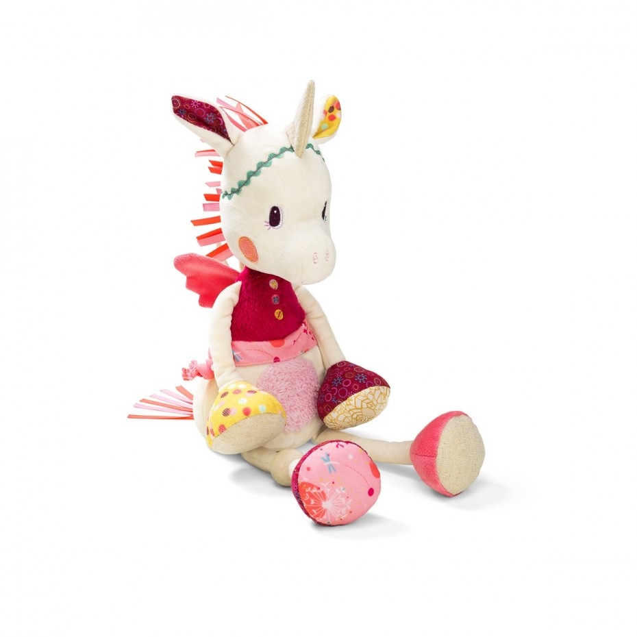 Louise licorne veilleuse musicale