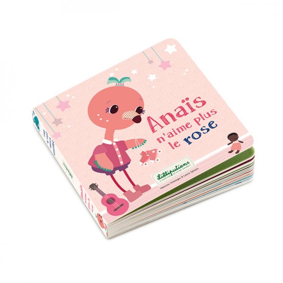 Omkeerbaar boek: Anaïs / Marius (FR)