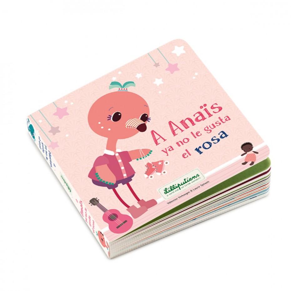 Omkeerbaar boek: Anaïs / Marius (ES)
