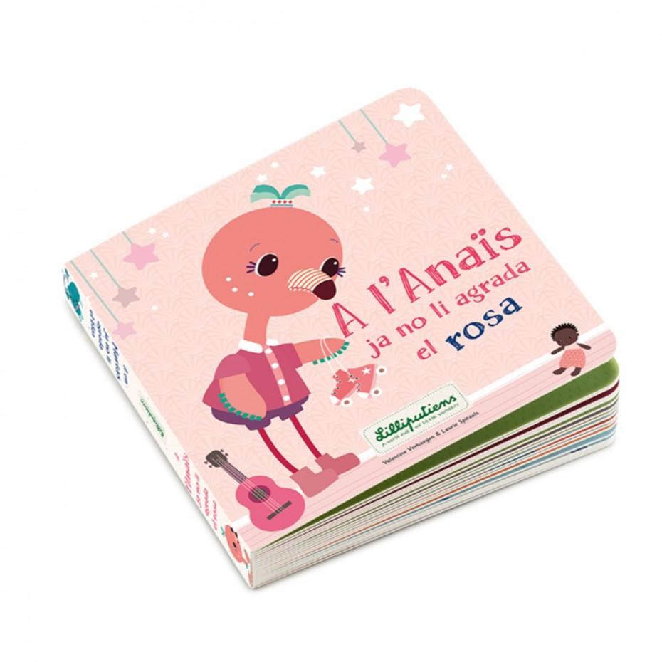 Omkeerbaar boek: Anaïs / Marius (CAT)