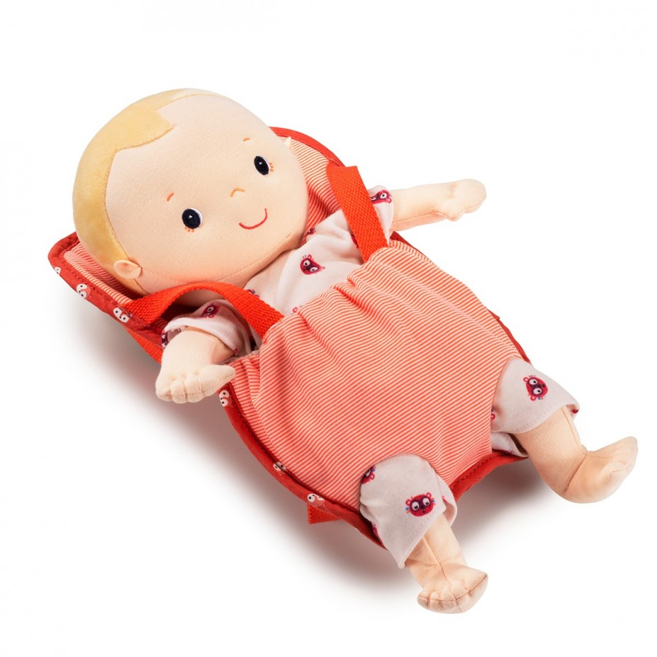 Baby carrier (Doll 36 cm)