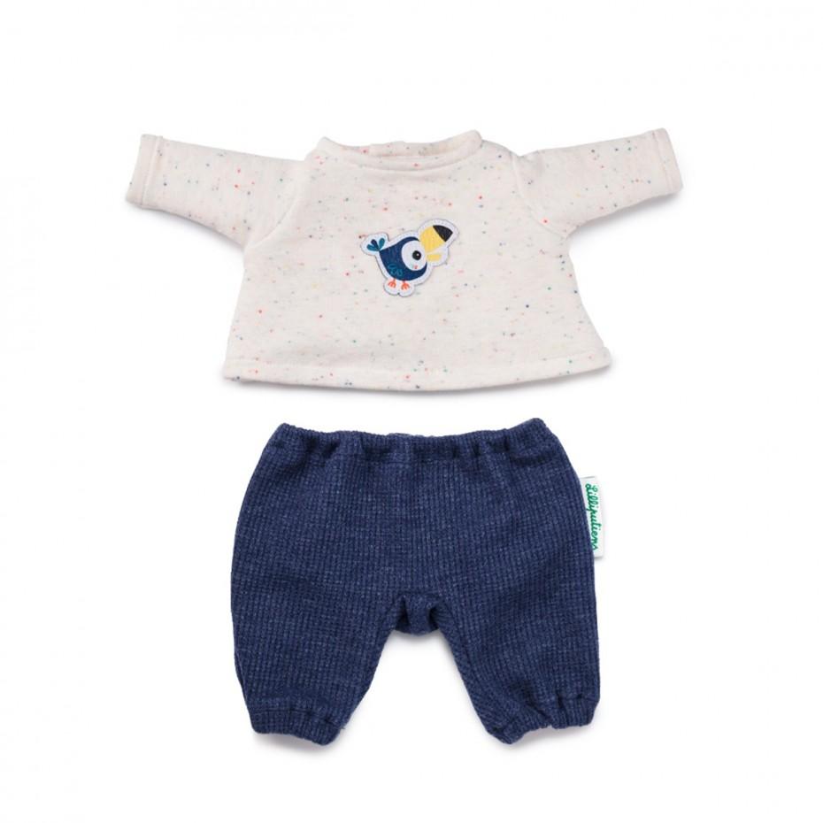 Pijama Pablo (muñeco 36 cm)