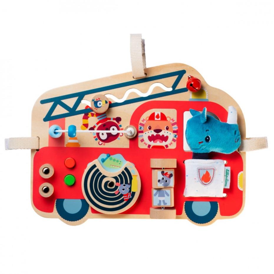 Fire engine, Activities panel