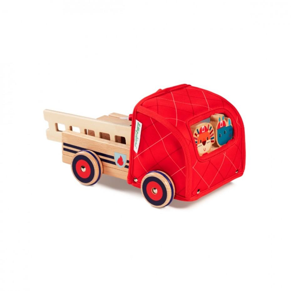 Marius Camion de pompier