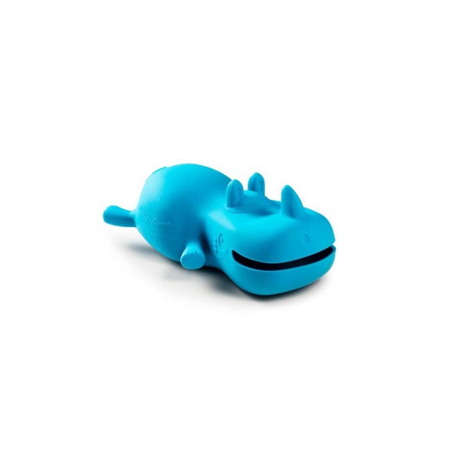 Drijvende neushoorn