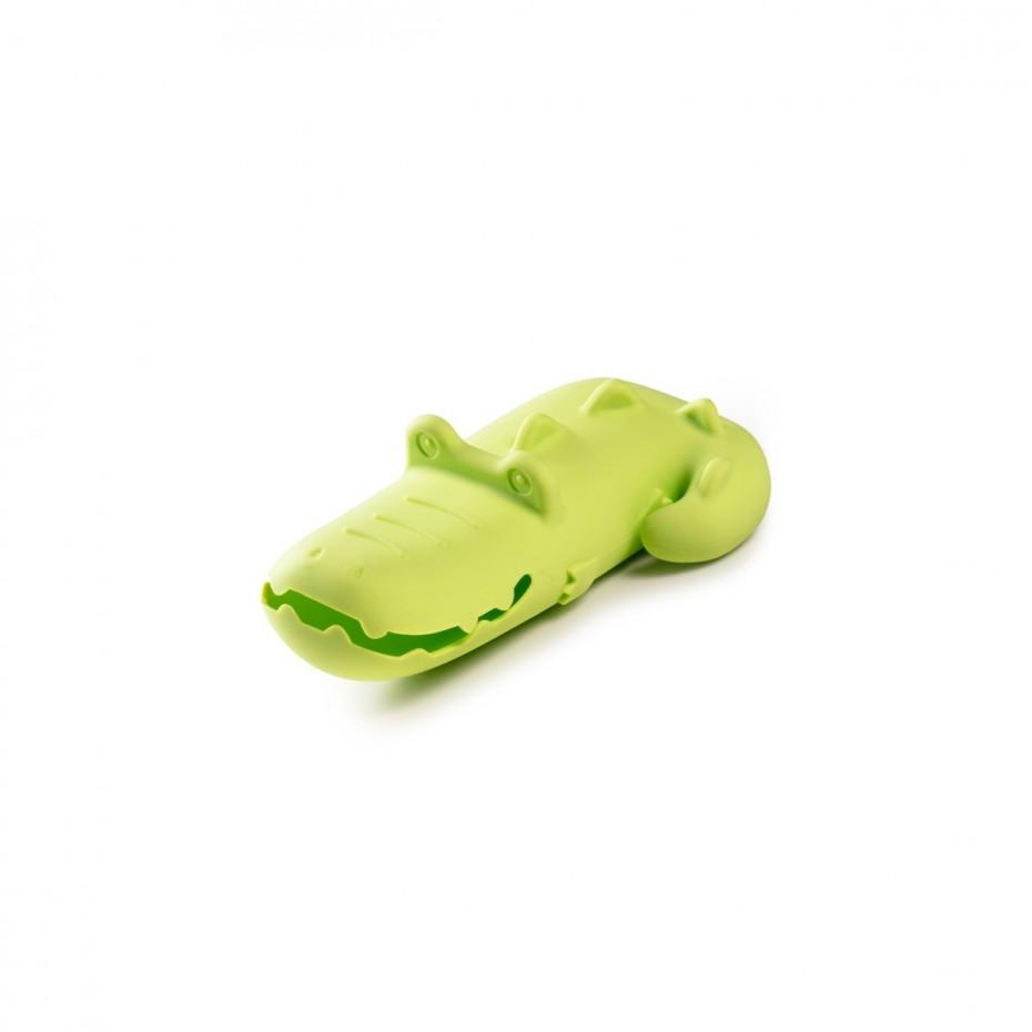 Drijvende krokodil