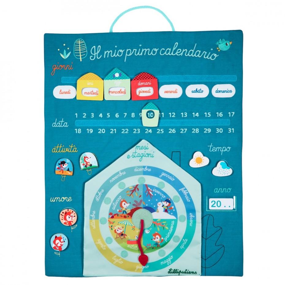 Il moi primo calendario (IT)