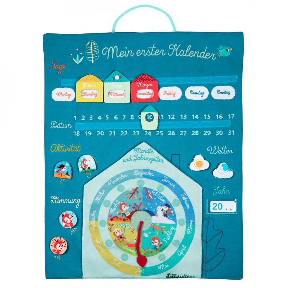 Il moi primo calendario (DE)