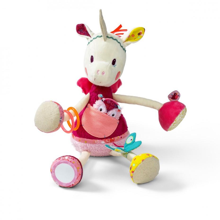 Louise, l'unicorno attività