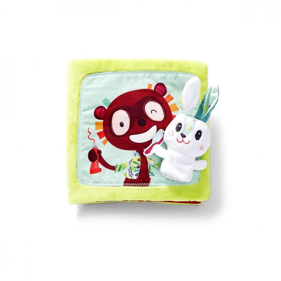 Little rabbit dentist book